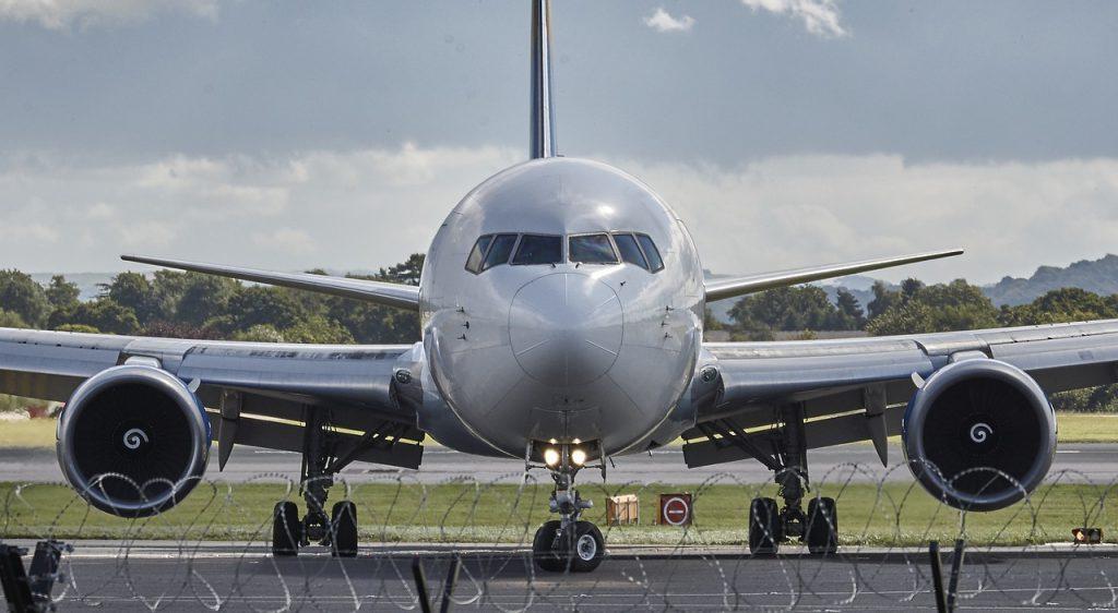 Sprawdzamy gdzie jest samolot