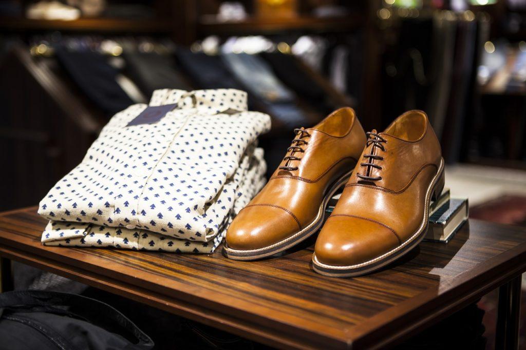 Ekskluzywne obuwie ślubne dla mężczyzn