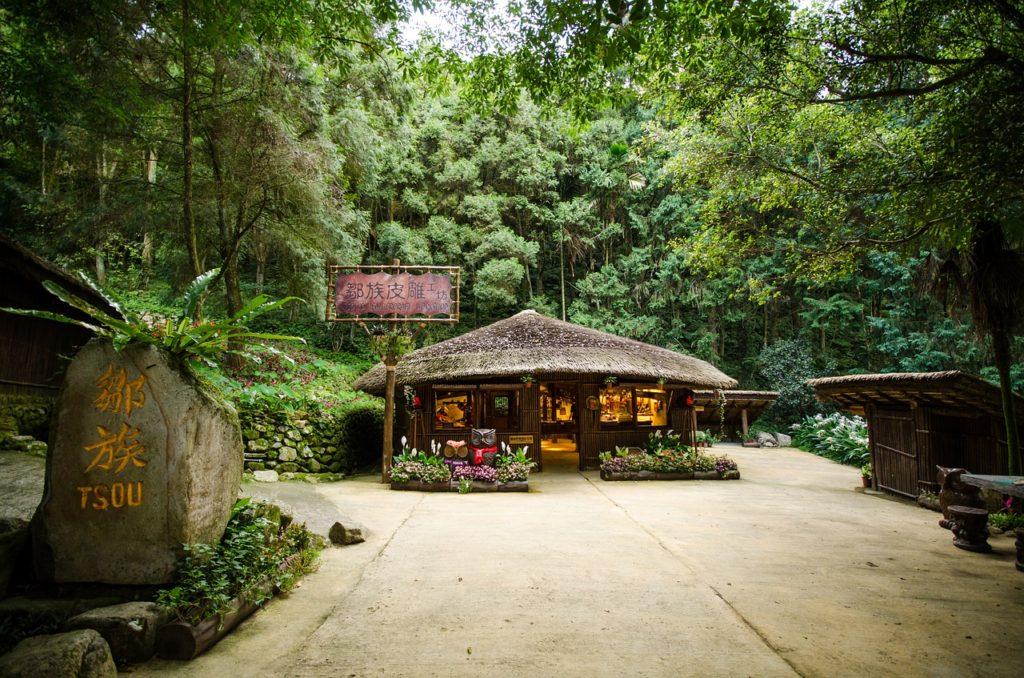 Najciekawsze miejsca na Tajwanie