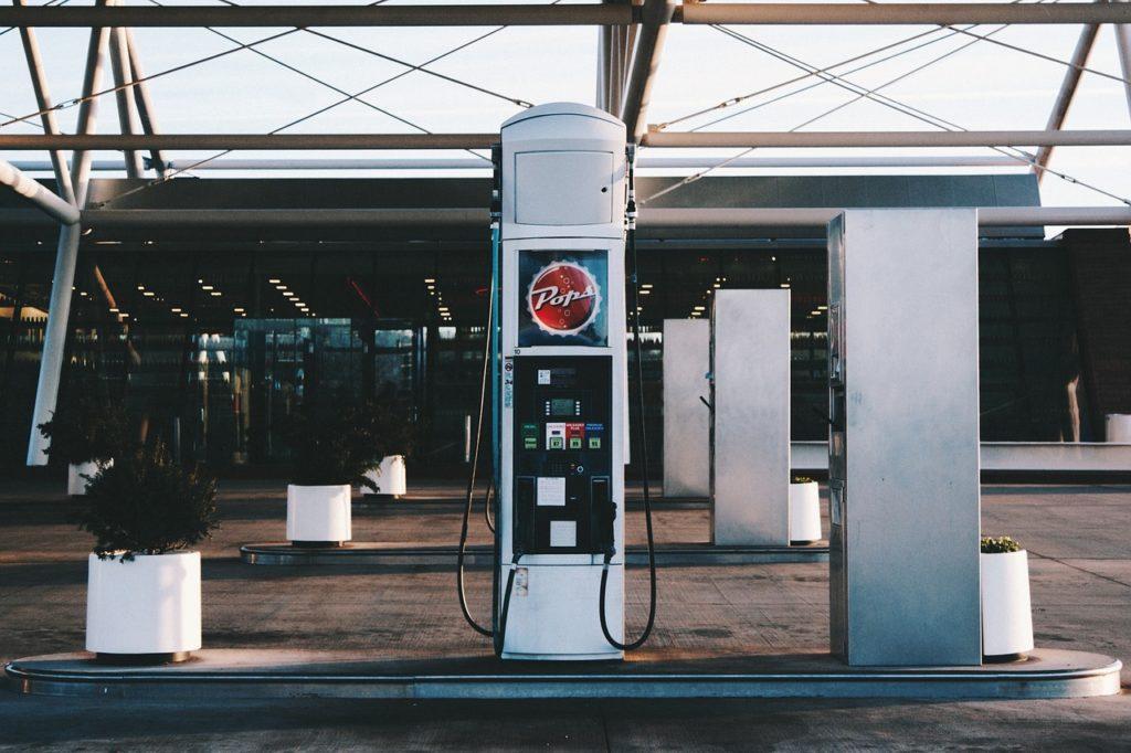 Pompa do oleju napędowego