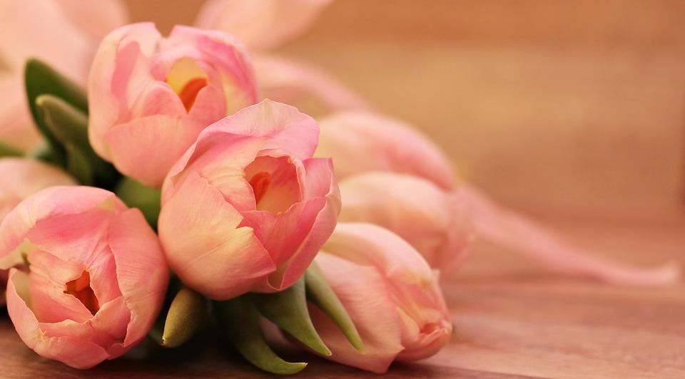 Jak dać kwiaty dziewczynie