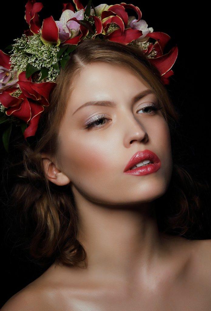 Makijaż mineralny pomaga ukoić wrażliwą skórę