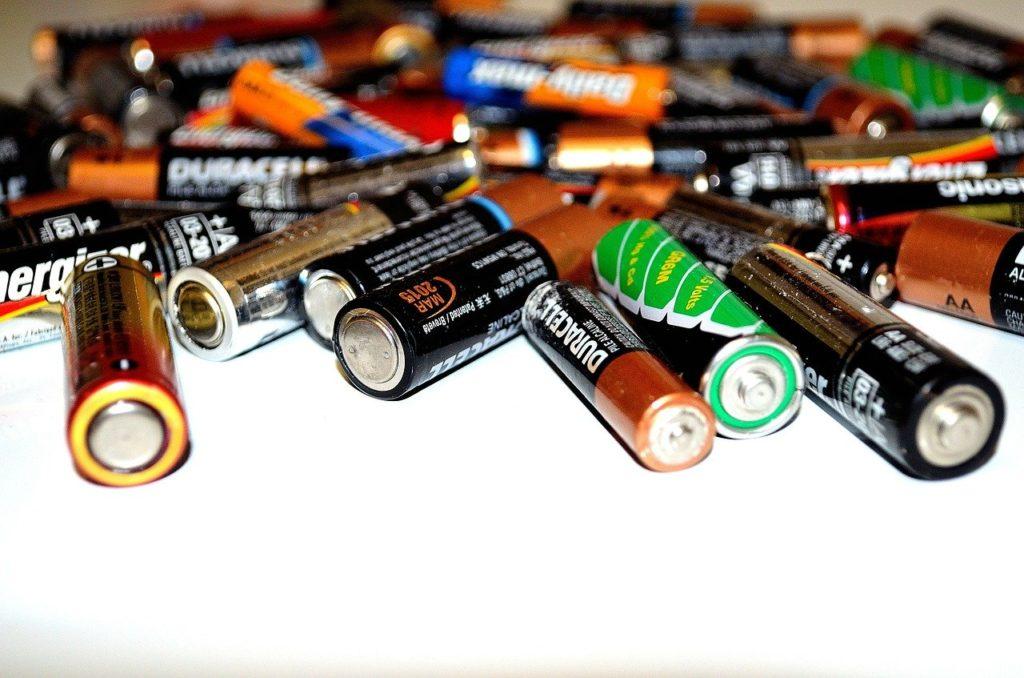 Uniwersalne zastosowanie baterii