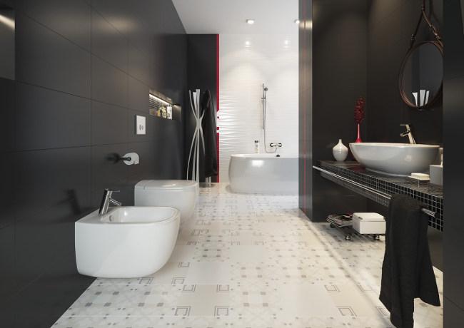 Estetyczne i łatwe w pielęgnacji płytki do łazienki