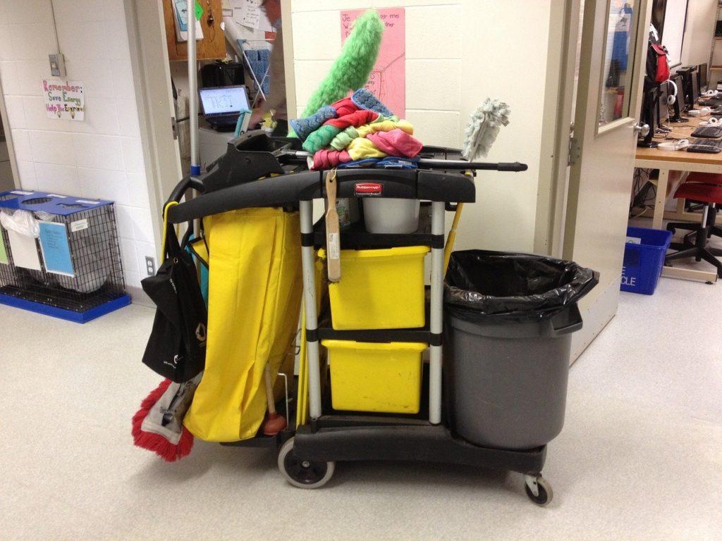 Czystość i higiena – podstawa w placówkach medycznych