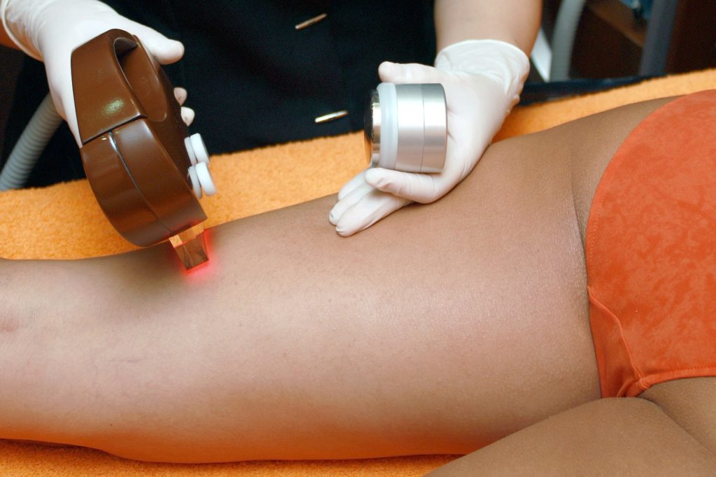 Profesjonalna depilacja laserowa