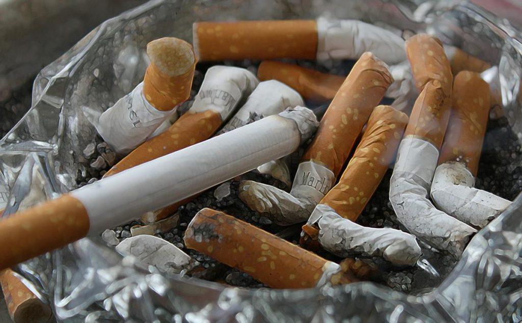 Tytoń i inne używki